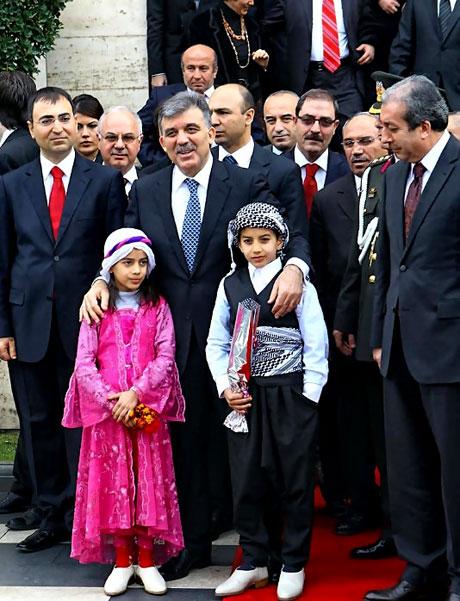 Cumhurbaşkanı Gül Diyarbakır'da galerisi resim 26