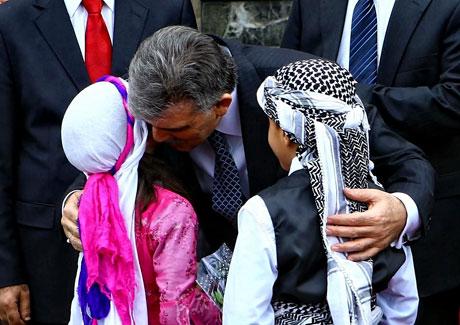 Cumhurbaşkanı Gül Diyarbakır'da galerisi resim 28