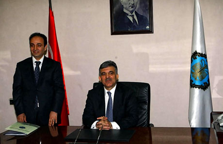 Cumhurbaşkanı Gül Diyarbakır'da galerisi resim 32