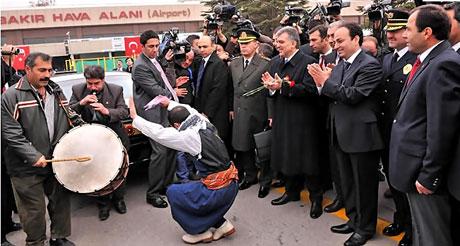 Cumhurbaşkanı Gül Diyarbakır'da galerisi resim 34