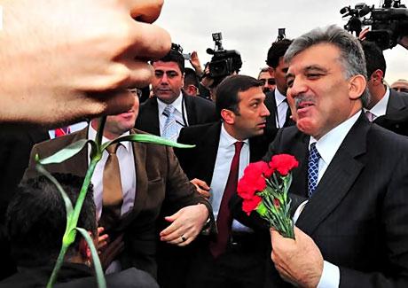 Cumhurbaşkanı Gül Diyarbakır'da galerisi resim 36