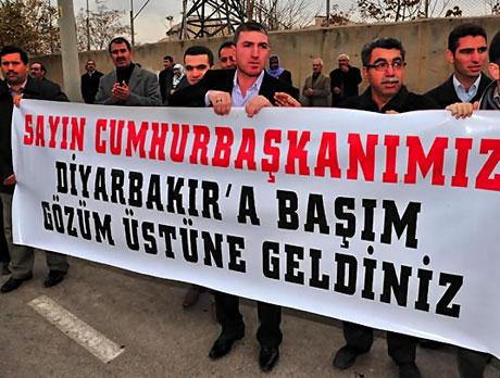 Cumhurbaşkanı Gül Diyarbakır'da galerisi resim 37