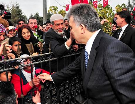 Cumhurbaşkanı Gül Diyarbakır'da galerisi resim 38
