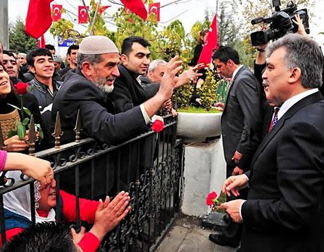 Cumhurbaşkanı Gül Diyarbakır'da galerisi resim 39