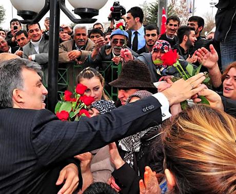 Cumhurbaşkanı Gül Diyarbakır'da galerisi resim 41