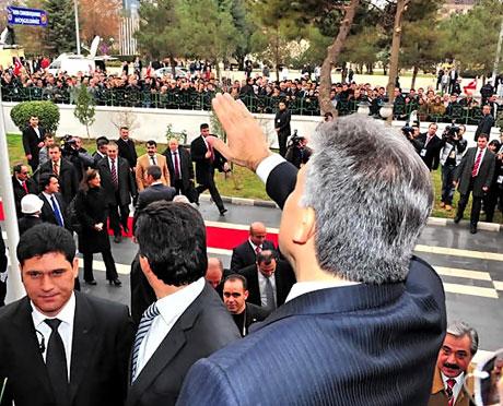 Cumhurbaşkanı Gül Diyarbakır'da galerisi resim 42