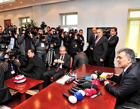 Cumhurbaşkanı Gül Diyarbakır'da galerisi resim 45