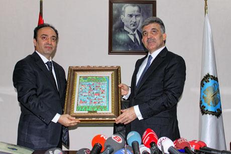 Cumhurbaşkanı Gül Diyarbakır'da galerisi resim 46