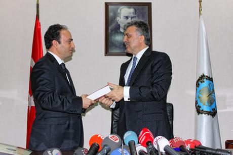 Cumhurbaşkanı Gül Diyarbakır'da galerisi resim 48