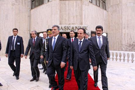 Cumhurbaşkanı Gül Diyarbakır'da galerisi resim 49