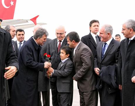Cumhurbaşkanı Gül Diyarbakır'da galerisi resim 5