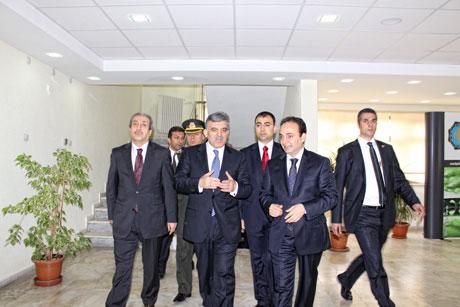 Cumhurbaşkanı Gül Diyarbakır'da galerisi resim 50