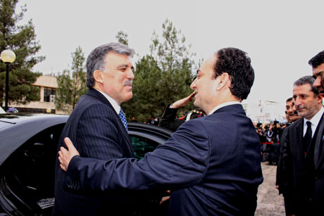 Cumhurbaşkanı Gül Diyarbakır'da galerisi resim 51