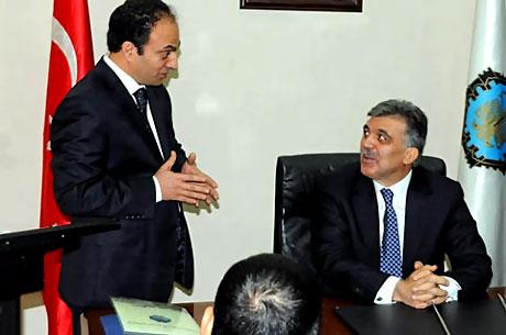 Cumhurbaşkanı Gül Diyarbakır'da galerisi resim 56