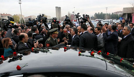 Cumhurbaşkanı Gül Diyarbakır'da galerisi resim 8