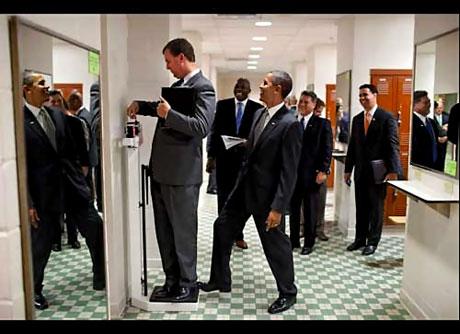 Obama'yı hiç böyle görmediniz galerisi resim 11