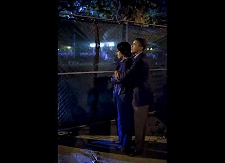 Obama'yı hiç böyle görmediniz galerisi resim 13