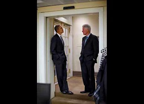 Obama'yı hiç böyle görmediniz galerisi resim 15