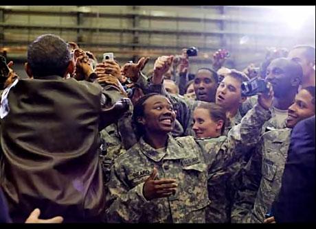 Obama'yı hiç böyle görmediniz galerisi resim 16