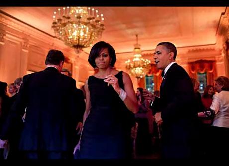 Obama'yı hiç böyle görmediniz galerisi resim 19