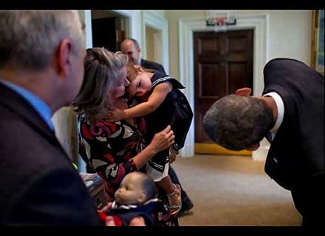 Obama'yı hiç böyle görmediniz galerisi resim 2