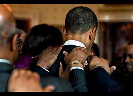 Obama'yı hiç böyle görmediniz galerisi resim 20