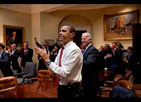 Obama'yı hiç böyle görmediniz galerisi resim 6