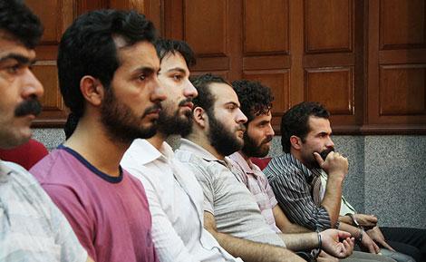 İran'da göstericiler yargılanıyor galerisi resim 11