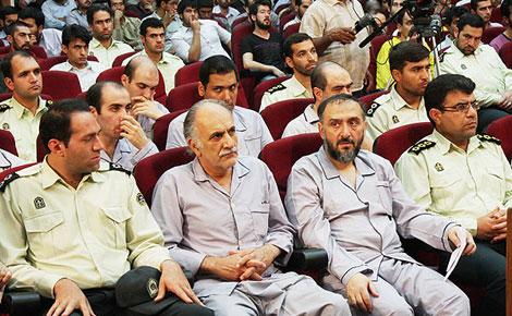 İran'da göstericiler yargılanıyor galerisi resim 18