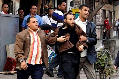 Mısır'da Halk isyanı galerisi resim 1