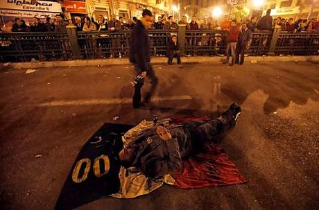 Mısır'da Halk isyanı galerisi resim 10