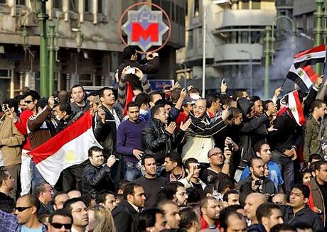 Mısır'da Halk isyanı galerisi resim 12