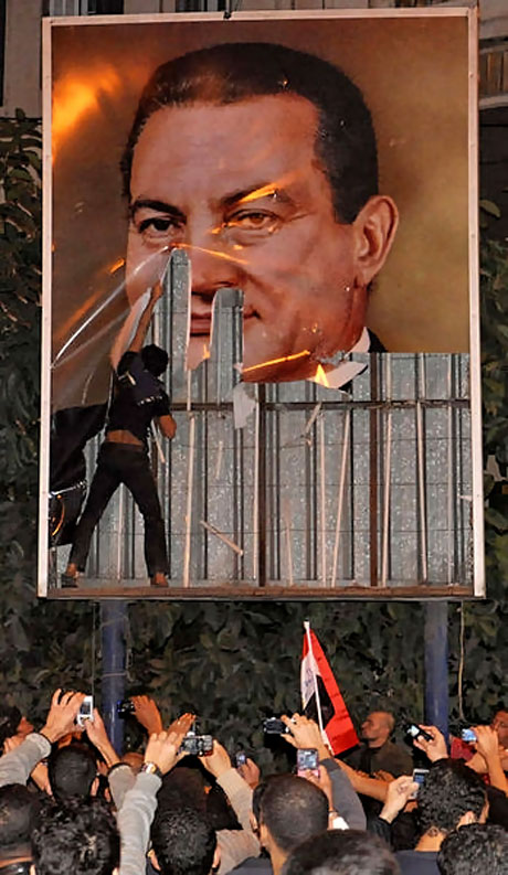 Mısır'da Halk isyanı galerisi resim 16