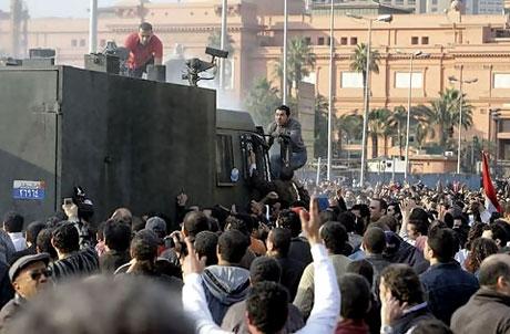 Mısır'da Halk isyanı galerisi resim 17