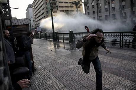 Mısır'da Halk isyanı galerisi resim 18