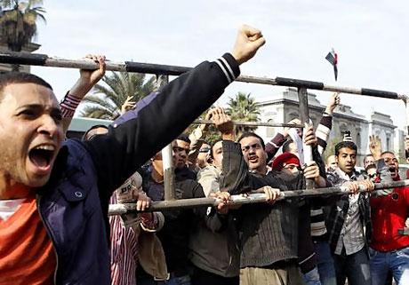 Mısır'da Halk isyanı galerisi resim 2