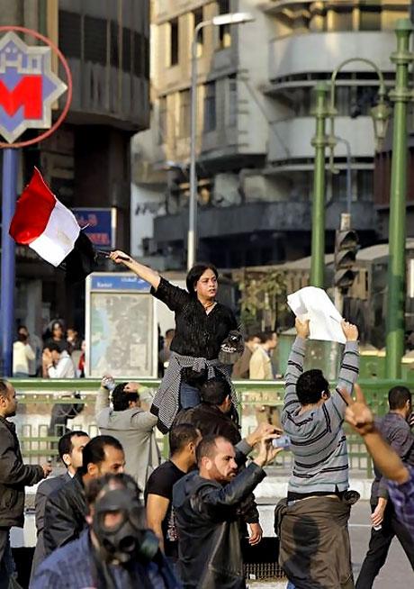 Mısır'da Halk isyanı galerisi resim 22