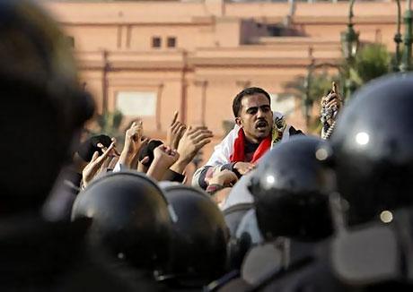 Mısır'da Halk isyanı galerisi resim 3