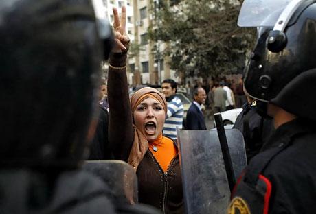 Mısır'da Halk isyanı galerisi resim 30