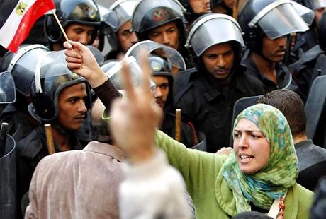 Mısır'da Halk isyanı galerisi resim 35