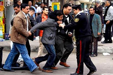 Mısır'da Halk isyanı galerisi resim 4