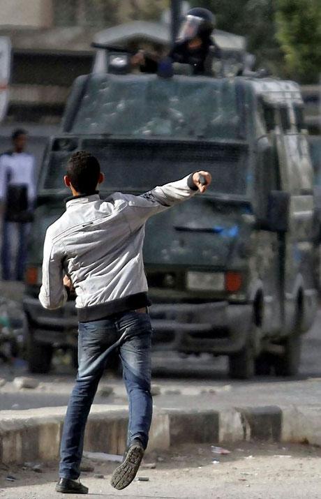 Mısır'da Halk isyanı galerisi resim 40