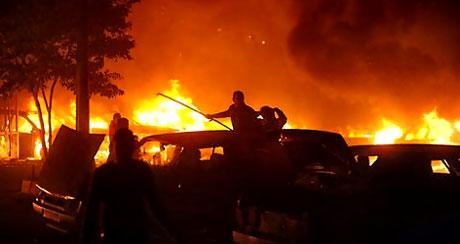 Mısır'da Halk isyanı galerisi resim 44