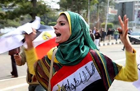 Mısır'da Halk isyanı galerisi resim 7
