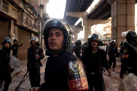 Mısır'da Mübarek iktidarı sallanıyor galerisi resim 16
