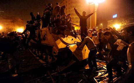 Mısır'da Mübarek iktidarı sallanıyor galerisi resim 21