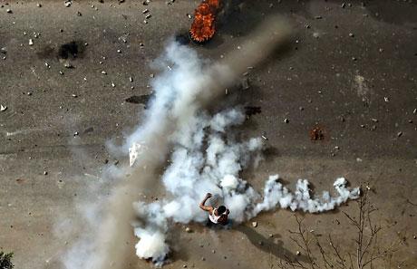 Mısır'da Mübarek iktidarı sallanıyor galerisi resim 6