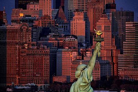 New York'u kuşbakışıyla gezin galerisi resim 1