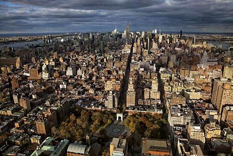 New York'u kuşbakışıyla gezin galerisi resim 16