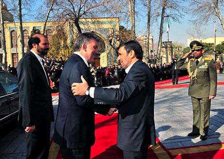Cumhurbaşkanı Gül, İran'da galerisi resim 1